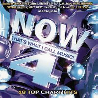 Cover  - Now That's What I Call Music! 4 [US]